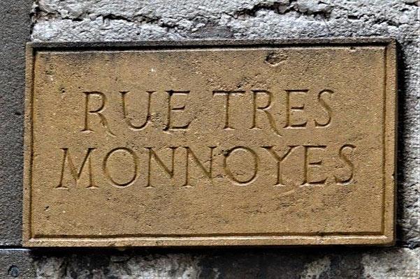 rue des 3 Maries Lyon 5ème
