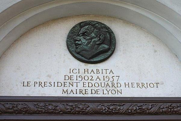1 cours d'Herbouville Lyon 4ème