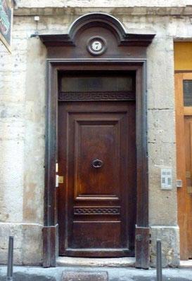 7 rue Pizay (1er)