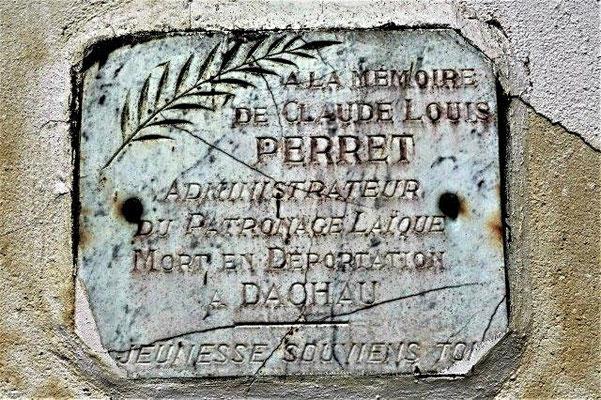 5 passage Claude-Louis Perret Lyon 4ème