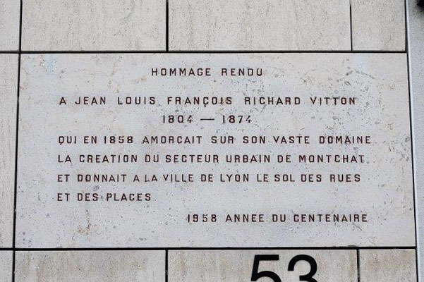 53 rue Charles Richard Lyon 3ème