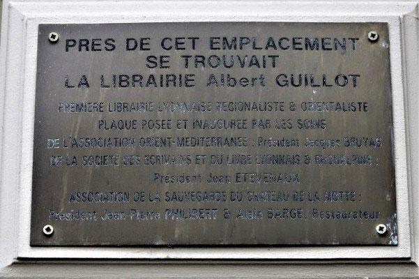 4 rue de Sèze Lyon 6ème