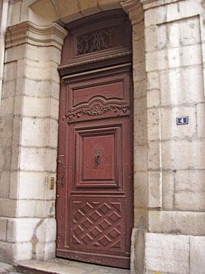 4 rue de la Loge (5e)