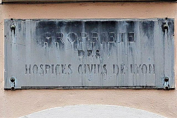 13 rue Hénon Lyon 4ème