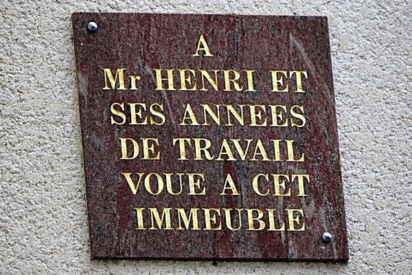 17 rue Lortet Lyon 7ème