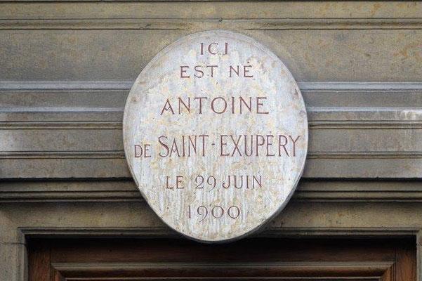8 rue St Exupéry Lyon 2ème