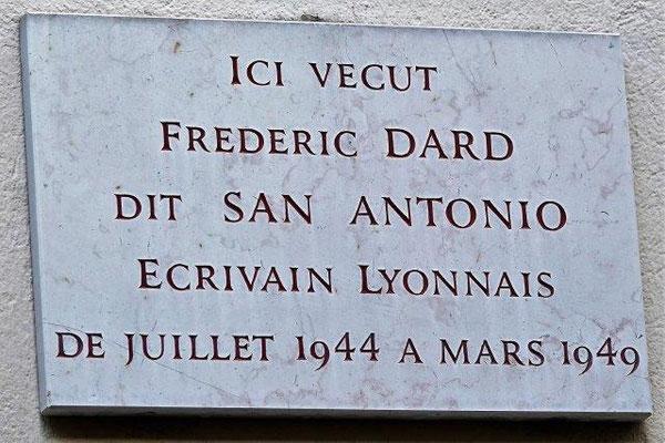 4 rue Calas Lyon 4ème