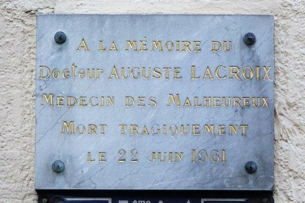 1 rue Auguste Lacroix Lyon 3ème