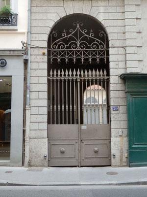 20 rue Auguste Comte