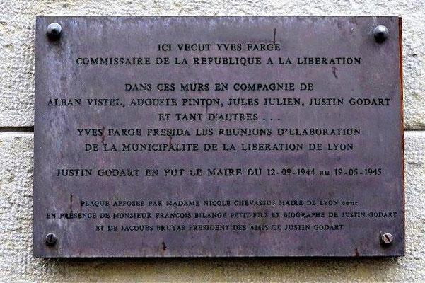 37 rue Bugeaud Lyon 6ème