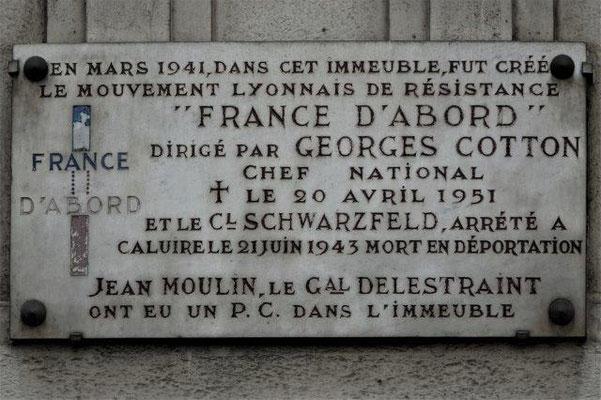 16 rue Victor Hugo Lyon 2ème