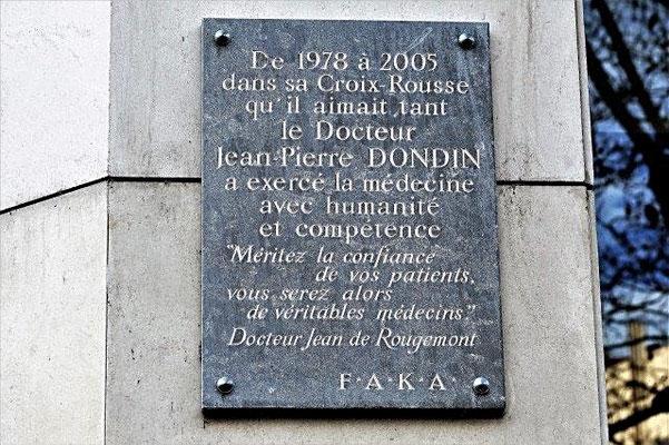 22 boulevard de la Croix Rousse Lyon 4ème