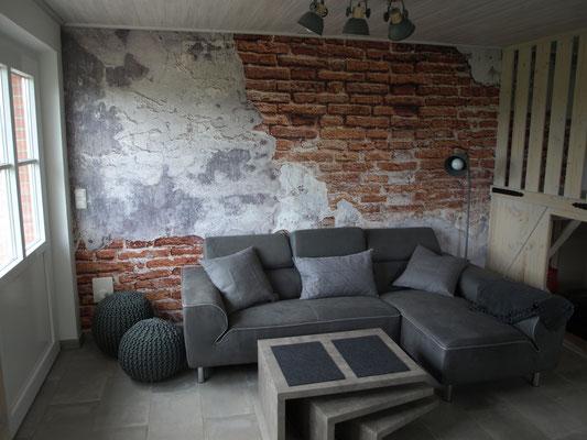 Sitzgruppe im Wohnbereich
