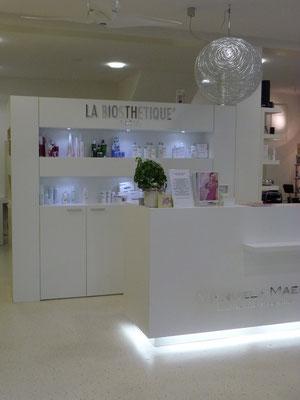 La Biosthetique Friseur Manuela Maehl - Rezeption