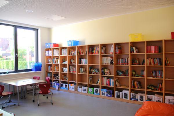 Ruheraum/Bücherei