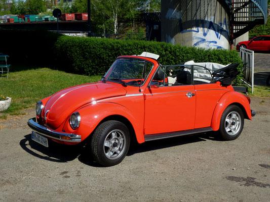 VW 1303 Cabrio