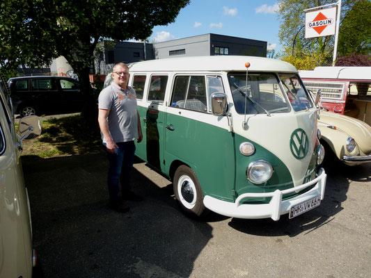 VW Bus T1 (leider kein Samba)
