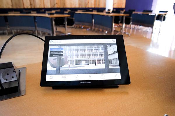 Crestron DigitalMedia Signalmanagement und Steuerung