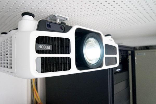 EPSON WUXGA Laserprojektor