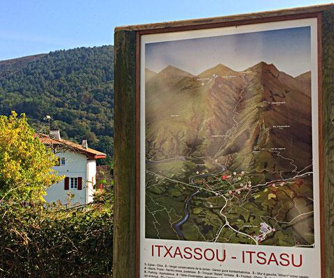 バスク地方美しい村