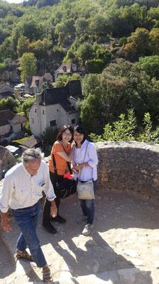 フランス美しい村 サンシルラポピー  日本人ガイド