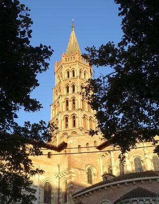 トゥールーズ サンセルナン大聖堂
