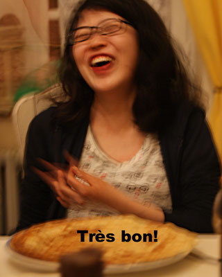フランス語ホームステイ