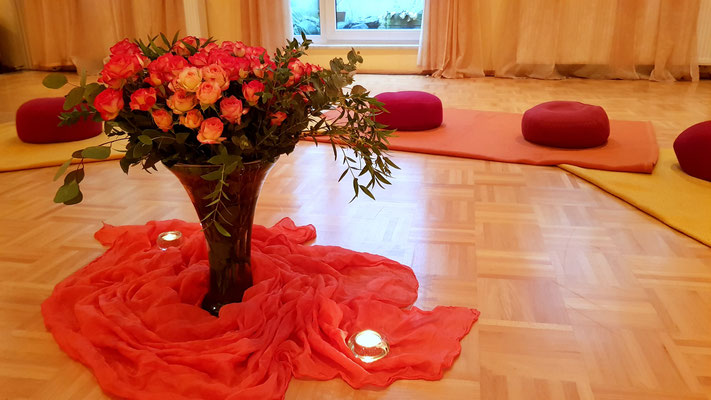 Bild: Paarmassage in der InTouch Massageschule Hamburg