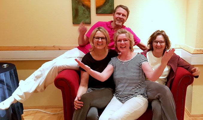 Bild: Paarmassage in der InTouch Massageschule Hamburg