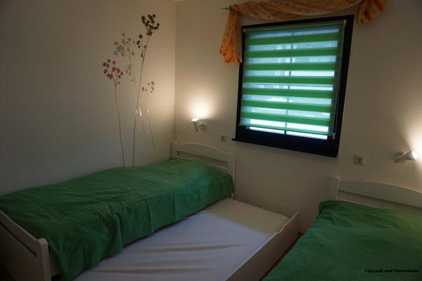 ausziehbare Matratze Haus 39