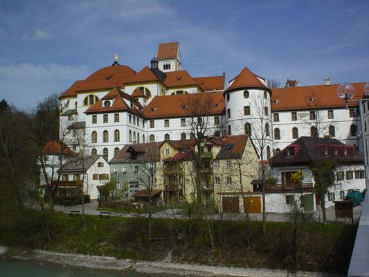 Hohes Schloss von Füssen