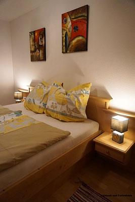 Fertig bezogene Betten Haus 39