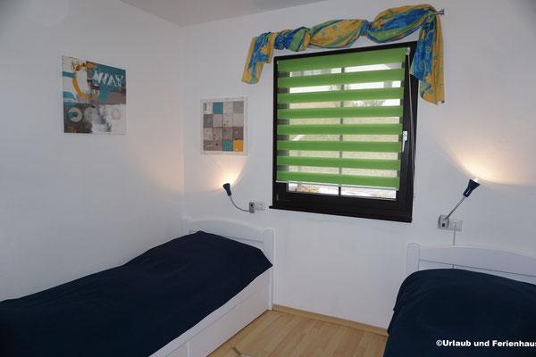 Einzelbetten in Haus 142