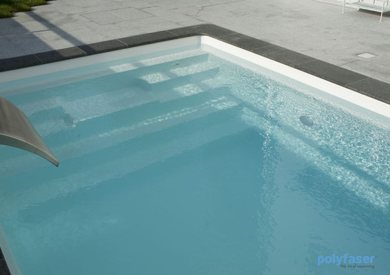 S&K GmbH Jacuzzi Whirlpool - Pooltreppen