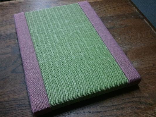 ミニ畳(mini tatami)№5・ダイケン清流銀白色表
