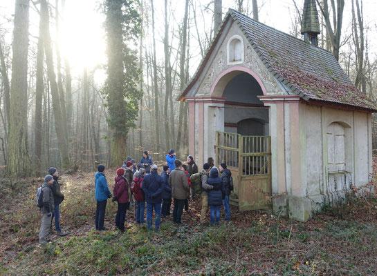Wallfahrtsziel Kreuzkapelle