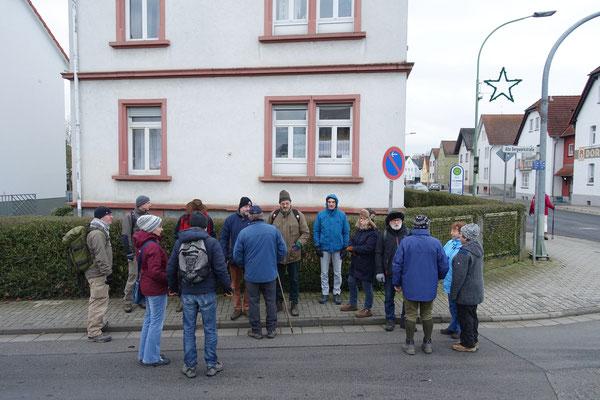 Sammel- und Startpunkt Alte Bergwerkstraße