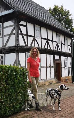 Fanny vom Furlbach und Norma N`Jeane von Abasko...07.08.2021