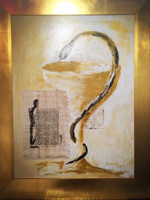 Hippokrates' Eid 2015 - 60x80cm