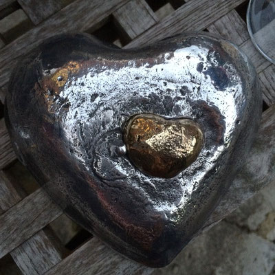 heart by heart - Bronze - 2015