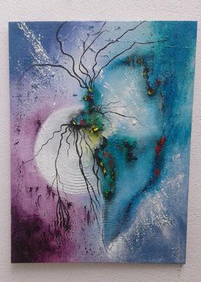 Racines de l'artiste peintre Bernard Legros à Perpignan