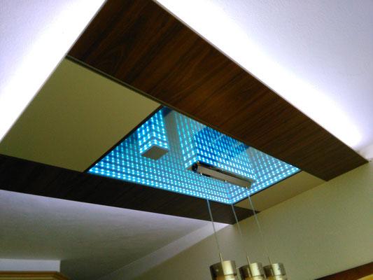 Цветные натяжные потолки | Заказать цветные натяжные потолки