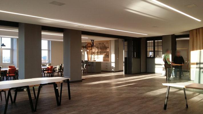 Натяжной потолок в офис | купить натяжной потолок в офис