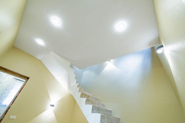 Натяжные потолки Teqtum