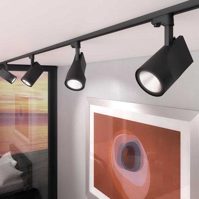 Акцентные светильники MAGNETIC S25