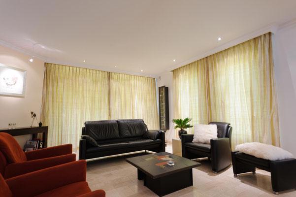 Натяжные потолки в зал | Купить натяжные потолки в зал