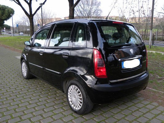 Lancia musa 1 3 mjet oro auto moto usate roma - Auto usate porta portese roma ...