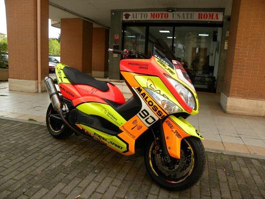 Yamaha t max 560 malossi mhr auto moto usate roma - Auto usate porta portese roma ...