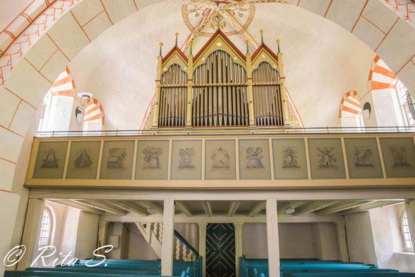 Der Orgel-Lettner