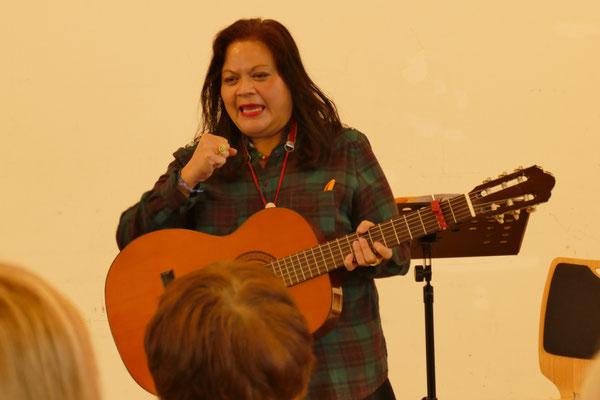 Lieder an einem Vormittag.... mit Ning Wallner